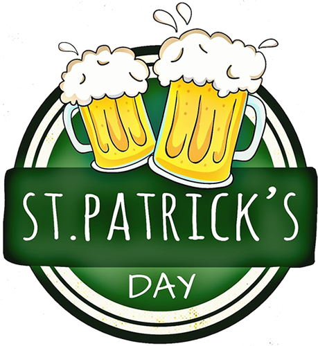 St. Patrick's Day Weekend Party on the Patio at Lucky Lou's